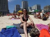 Plaża Ipanema - Rio de Janeiro - Brazylia - 2012-11-21