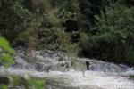 Wodospad na rzece Widawka