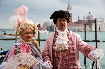Karnawał w Wenecji - 2015-02-12